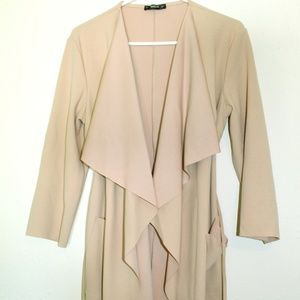 size Small pink blazer jacket